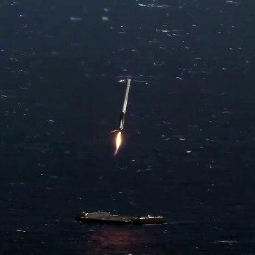 SpaceX Falcon 9 landing | Falcon 9 landing