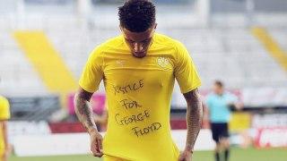 10 footballeurs qui ont publié un message PUISSANT en hommage à George Floyd | Oh My Goal