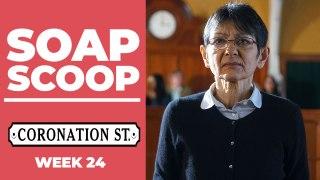 Coronation Street Soap Scoop! Yasmeen makes her plea