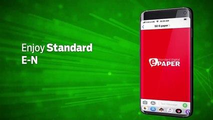 E-paper via Safaricom-TVC Digital