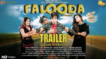 Official Trailer: Falooda | Aarav Singh | Goonj Chand | Directed by Dheeraj Singh | 18th May 2018