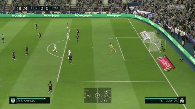 CD Leganés - Real Madrid : notre simulation FIFA 20 (Liga - 38e journée)