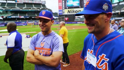 Goodfellas visit Citi Field