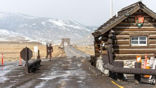 Yellowstone to Open Montana Entrances