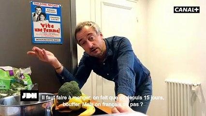 Mangez ! Mais on est français ou pas ?