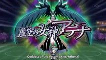 Inazuma Eleven GO Chrono Stone #16 - Final Battle at the Fool's Festival! HD ENG SUB