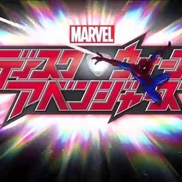 Marvel Disk Wars_ The Avengers OP [Thai Sub]