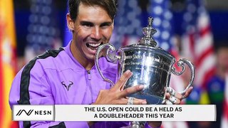 The U.S. Open Could Be Held As A Doubleheader This Year