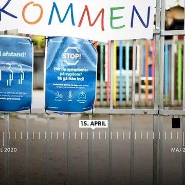 COVID-19; Overblik over fase 1 og 2 | 21 Søndag | DRTV @ Danmarks Radio