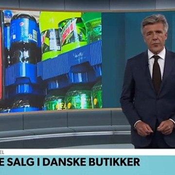 COVID-19; Grænsehandel ~ Større salg i danske butikker | TV Avisen | DRTV @ Danmarks Radio