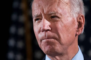 Joe Biden Condemns Trump's Response to Protest