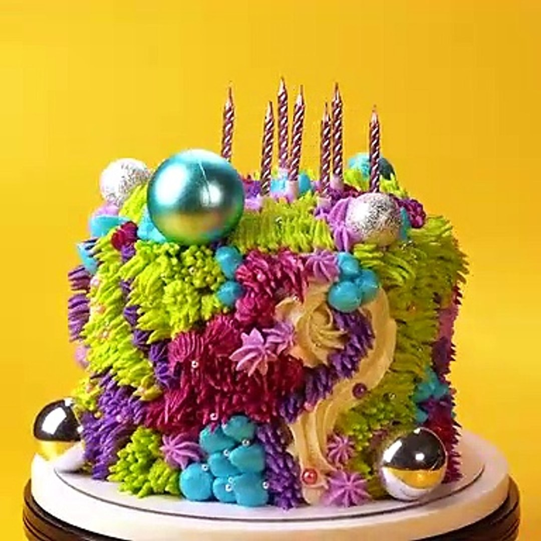 Best of Cakes - Colorful Cake Decorating Tutorials - Most Satisfying Cake Recipes For Cake Lovers