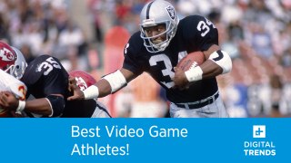 Best Video Game Athletes!