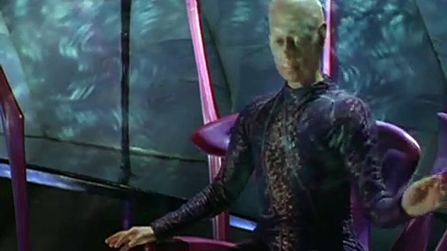 Earth Final Conflict S02E21 Message İn A Bottle