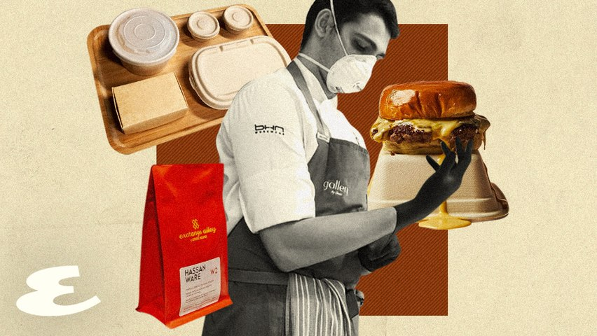 How Restaurants Are Innovating Amid the Pandemic