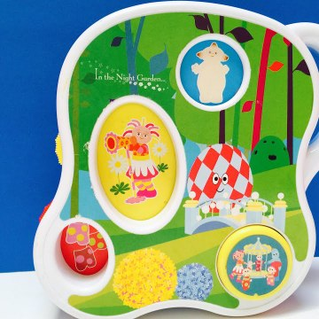 In The Night Garden Talking Spinning Story Telling Toy HaaHoos