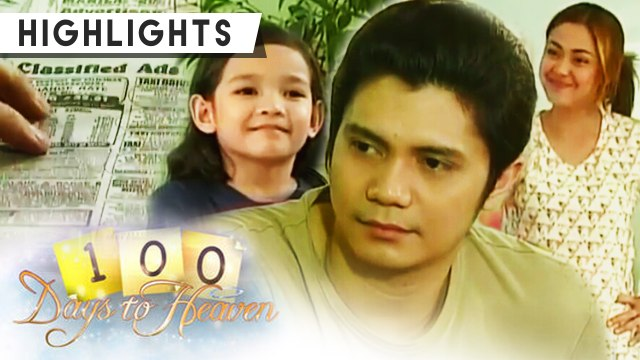 Anna and Sophia help Pido prepare for a job interview | 100 Days To Heaven