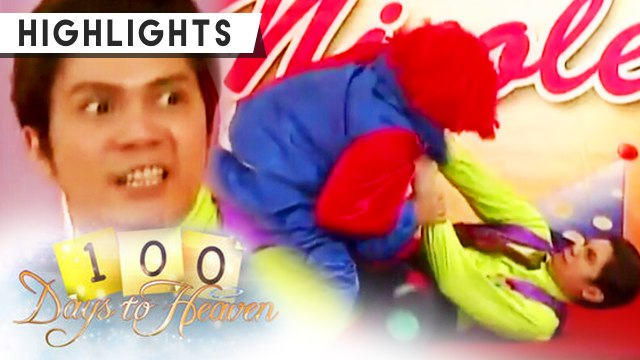 Pido loses his temper to another magician | 100 Days To Heaven