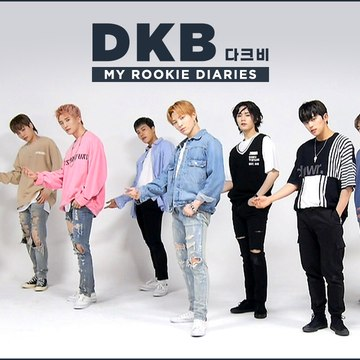 [Pops in Seoul] ☆MY ROOKIE DIARIES☆ 'DKB(다크비)' Edition!