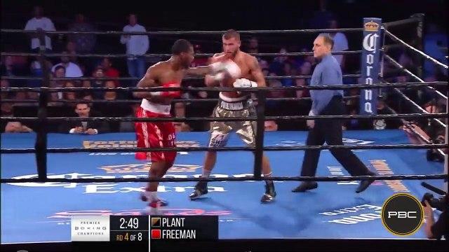 boxing-Plant vs Freeman HIGHLIGHTS- PBC