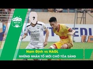 Top 4 nhân tố mới chờ đợi tỏa sáng ở trận HAGL - DNH Nam Định | Cúp Quốc gia 2020 | HAGL Media