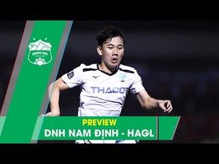 DNH Nam Định – HAGL | Chờ đợi cái duyên của Minh Vương và đồng đội | Cúp Quốc gia 2020 | HAGL Media