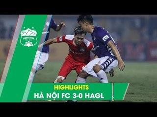 Highlights | Hà Nội FC - HAGL | Thử thách cực đại tại Hàng Đẫy | HAGL Media