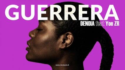 DENOIA - Guerrera - (Lyrics Video)