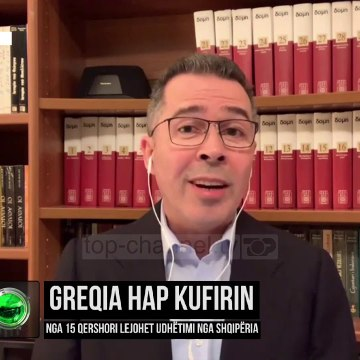 Greqia hap kufirin/ Nga 15 qershori lejohet udhëtimi nga Shqipëria