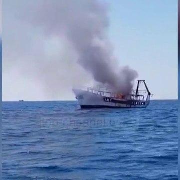 Top News - Digjet peshkarexha/ Porto-Romano, shpëton ekuipazhi