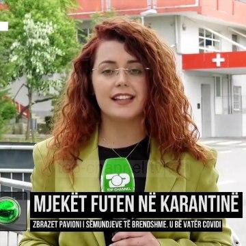 23 raste të reja/ 16 në Tiranë, mes tyre dy mjekë. 2 në Mat,2 në Lushnjë,1 në Durrës,1 në Librazhd
