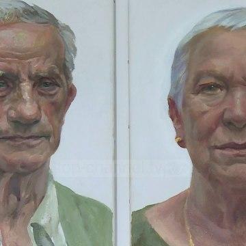 Autoportrete dhe skulptura/ Punët e izolimit në Shqipëri të Mikel Temos