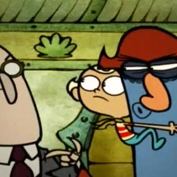 The Marvelous Misadventures of Flapjack Season 1 Episode 2 Kid Nickels - The Sweet Life