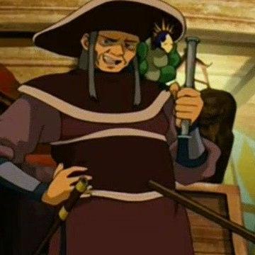 Avatar The Last Airbender Season 1 Episode 9 The Waterbending Scroll