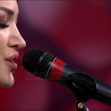 """Olimpia Smajlaj këndon versionin shqip të """"La vie en rose"""", """"E Diell"""", 31 Maj 2020"""