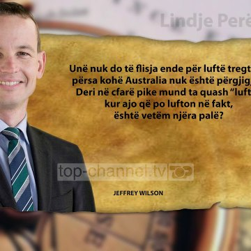 """Lindje Perendim: Kina """" tregon dhëmbët"""" me Australinë!!"""