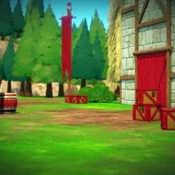 Blaze and the Monster Machines S04E17 Royal Rescue