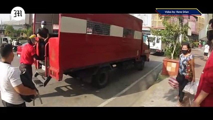 WATCH: Valenzuela LGU's 'Libreng Sakay' to Monumento, Caloocan City