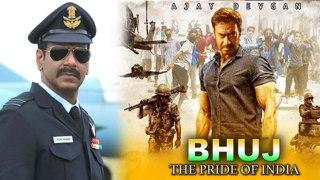 Ajay Devgan की Upcoming फिल्म Bhuj The Pride of India होगी Digital platform पर Release | FilmiBeat