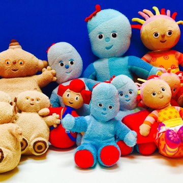 In The Night Garden Soft Toy Collection-