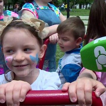 Parku i ri në Tiranë/ Përurohet në ditën e festës së fëmijëve