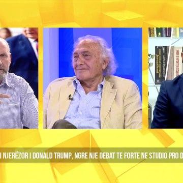 Idiot, injorant të ftuarit shpërthejnë në ofendime - Shqiperia Live, 1 Qershor 2020