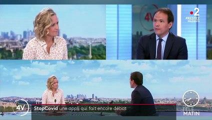 Les4V_StopCovid_interview_Cedric O_3juin2020