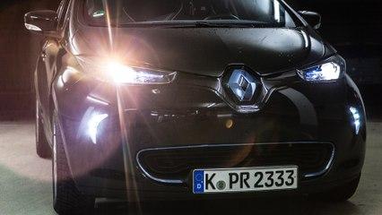VW e-up! und Renault Zoe