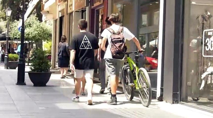 Χαλκίδα: Παγκόσμια Ημέρα Ποδηλάτου