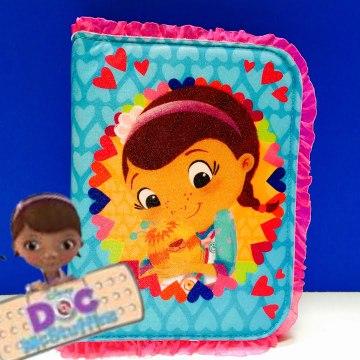 Disney Store Doc McStuffins School Supplies Stationary Set