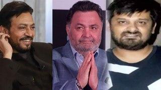 Rishi Kapoor, Irrfan समेत इन Bollywood Celebrities ने साल 2020 में कहा अलविदा | FilmiBeat
