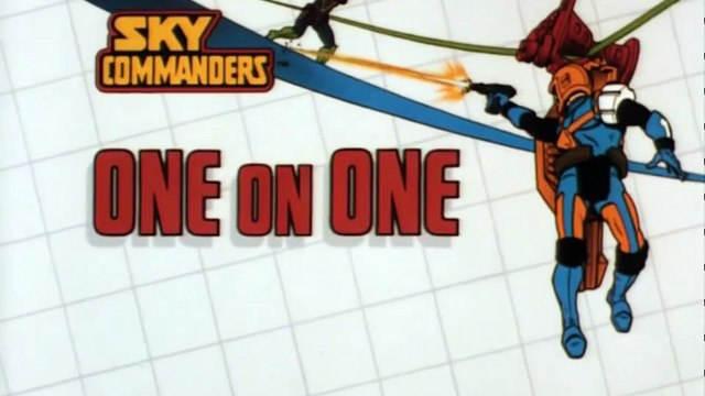 Sky Commanders S01E05 Divide and Conquer