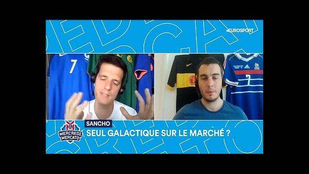 Vengeance contre Guardiola et projet 2022 : Pourquoi Sancho est aussi un enjeu d'image pour le Real