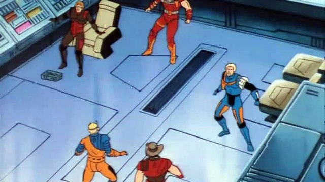 Sky Commanders S01E06 One On One